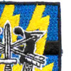 12th Special Forces Group With Crest Flash Patch | Upper Right Quadrant