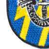 12th Special Forces Group With Crest Flash Patch | Lower Left Quadrant