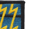 12th Special Forces Group Flash Patch | Upper Right Quadrant