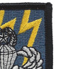 12th Special Forces Group Airborne MPB Flash Patch | Upper Right Quadrant