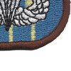 12th Special Forces Group Airborne BPB Oval Patch | Lower Right Quadrant