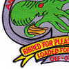 12th Naval handling Construction Battalion Charlie Co ALTGA Patch | Lower Left Quadrant