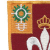 12Th Field Artillery Regiment Patch | Upper Left Quadrant