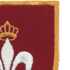 12Th Field Artillery Regiment Patch | Upper Right Quadrant