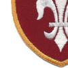 12Th Field Artillery Regiment Patch | Lower Left Quadrant