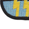 12th Airborne Special Forces Group Patch Oval | Lower Left Quadrant