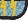 12th Airborne Special Forces Group Patch Oval | Lower Right Quadrant