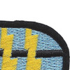 12th Airborne Special Forces Group Patch Oval | Upper Right Quadrant