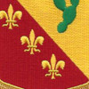 129th Field Artillery Regiment Patch | Center Detail