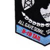 128th Bomb Squadron Patch | Lower Left Quadrant