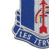 127th Infantry Regiment Patch | Lower Left Quadrant