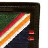 75th Ranger Regiment 2nd Battalion Flash Patch   Upper Right Quadrant
