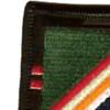 75th Ranger Regiment 2nd Battalion Flash Patch   Upper Left Quadrant