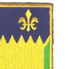 127th Field Artillery Regiment Patch | Upper Right Quadrant