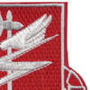 127th Airborne Engineer Battalion Patch | Upper Right Quadrant
