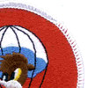 127th Airborne Engineer Battalion Chipmunk Patch | Upper Right Quadrant