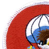 127th Airborne Engineer Battalion Chipmunk Patch | Upper Left Quadrant