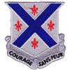 126th Infantry Regiment Patch