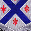 126th Infantry Regiment Patch | Center Detail