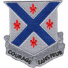 126th Armored Cavalry Regiment Patch