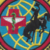 187th Aeromed Evac Squadron Patch | Center Detail