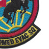 187th Aeromed Evac Squadron Patch | Lower Right Quadrant