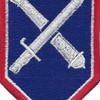 75th Patch Regimental Combat Team | Center Detail