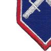 75th Patch Regimental Combat Team | Lower Left Quadrant