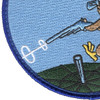 186th Fighter Squadron Patch Hook And Loop | Lower Left Quadrant