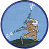 186th Fighter Squadron Patch Hook And Loop