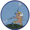186th Fighter Squadron Patch