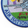 186th Fighter Squadron Montana Air National Guard Patch F-16 Fighting Falcon | Lower Left Quadrant