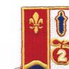 186th Field Artillery Regiment Patch | Upper Left Quadrant