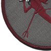 186th Aero Squadron Small Patch | Lower Left Quadrant