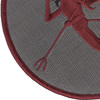 186th Aero Squadron Patch - Large | Lower Left Quadrant