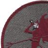 186th Aero Squadron Patch Hook And Loop | Upper Left Quadrant