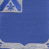 185th Infantry Regiment Patch | Center Detail