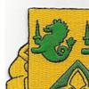 185th Armor Cavalry Regiment Patch | Upper Left Quadrant