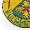 185th Armor Cavalry Regiment Patch | Lower Left Quadrant
