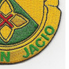 185th Armor Cavalry Regiment Patch | Lower Right Quadrant