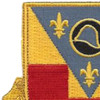 184th Field Artillery Regiment Patch   Upper Left Quadrant