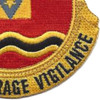 184th Field Artillery Regiment Patch | Lower Right Quadrant