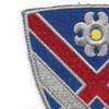 183rd Cavalry Regiment Virginia National Gaurd Patch | Upper Left Quadrant