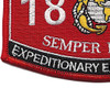 1834 Expeditionary EFV Crewman MOS Patch | Lower Left Quadrant
