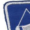 182nd Infantry Regimental Combat Team Patch | Upper Left Quadrant