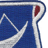 182nd Infantry Regimental Combat Team Patch | Upper Right Quadrant