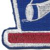182nd Infantry Regimental Combat Team Patch | Lower Left Quadrant