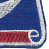 182nd Infantry Regimental Combat Team Patch | Lower Right Quadrant