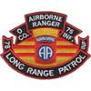 75th Infantry Regiment O Company Long Range Patrol - Airborne Ranger