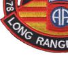 75th Infantry Regiment O Company Long Range Patrol - Airborne Ranger   Lower Left Quadrant